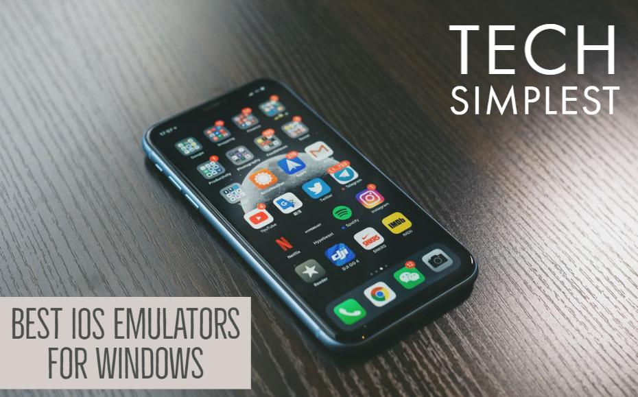 Best iOS Emulator for Windows
