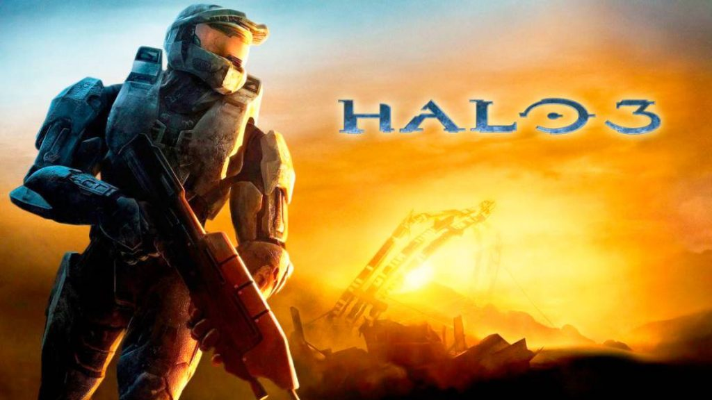 what was the first halo game