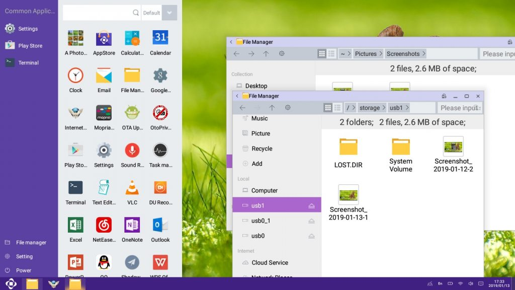 OpenThos Android OS for PC