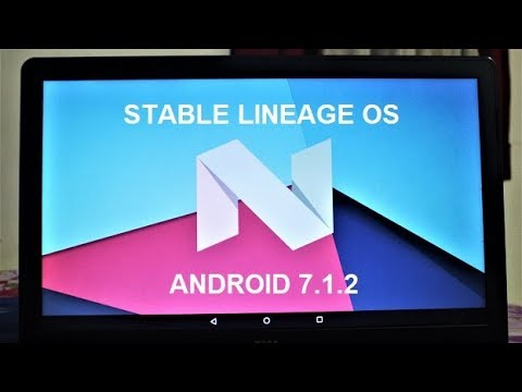 Install Lineage OS on PC
