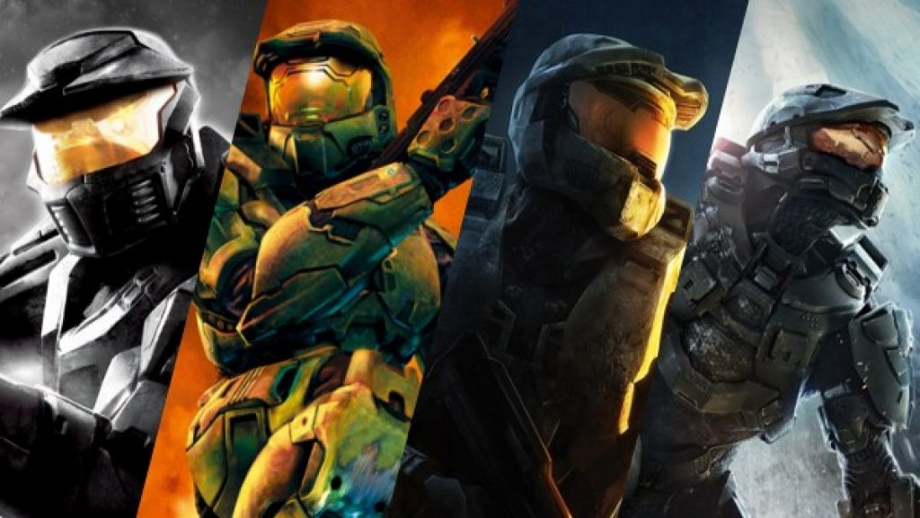 Halo Video Games in Order of Chronological Release – Order to Play