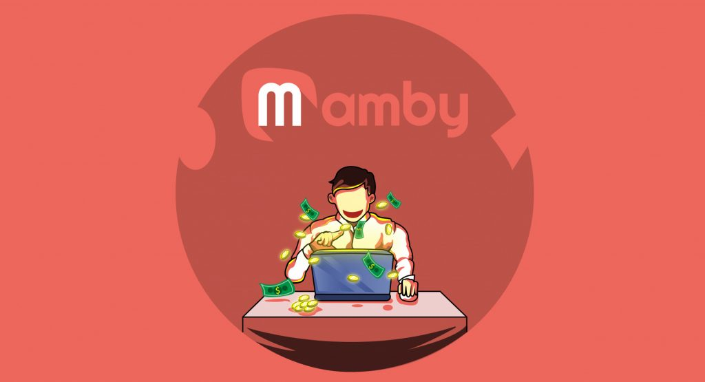 mamby make money with pinterest alternative